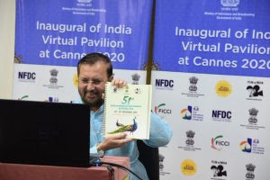 'Virtual India Pavilion at Cannes Film Market 2020'