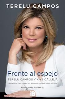 Los libros de la tele: TERELU CAMPOS FRENTE AL ESPEJO