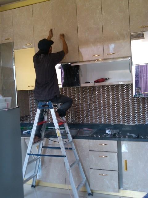 jual kitchen set surabaya mojokerto sidoarjo