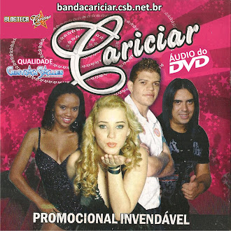 Cariciar - CD do Segundo DVD Promocional