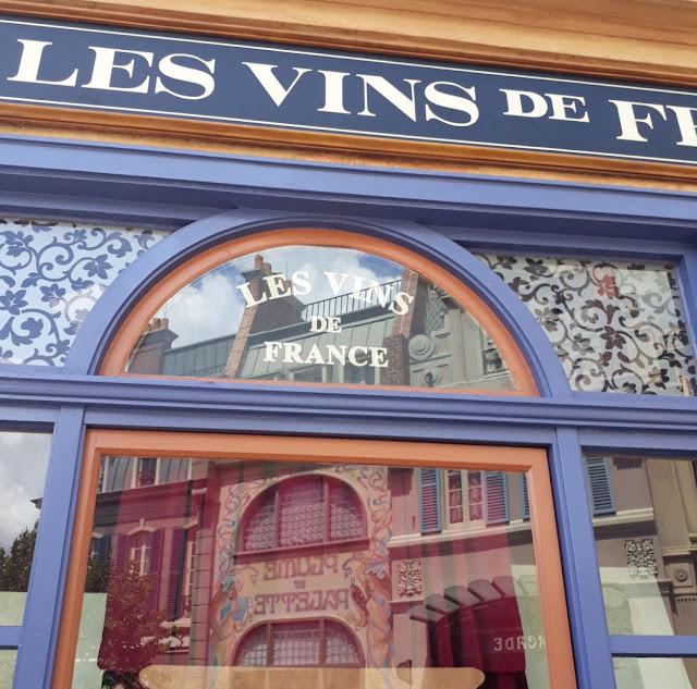 France World Pavilion Shop