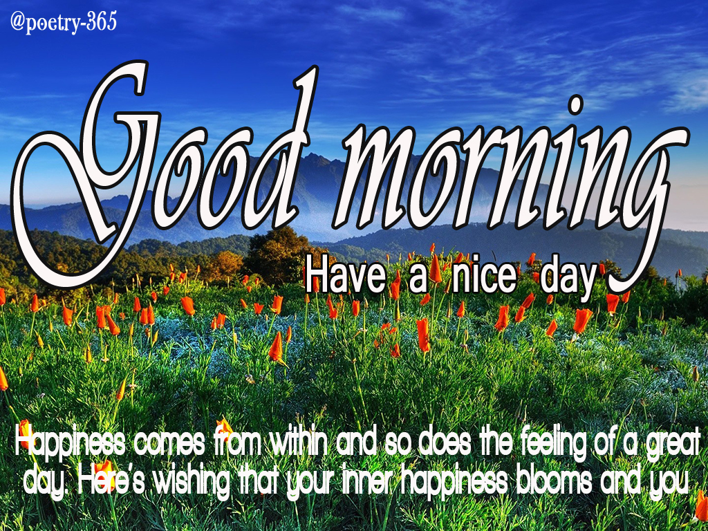Wishes And Poetry Good Morning Images With Wishes For Friends
