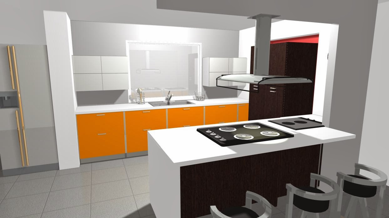 Ideas para decorar y remodelar for Cocinas integrales nuevas