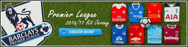 Kumpulan Jersey Terbaru Liga Inggris (Premier League) Musim 2017