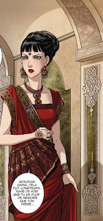 Mon meilleur Ennemi: un dessin fin, des décors et des costumes superbes