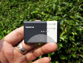 Baterai Nokia BL-5C Baru Murah