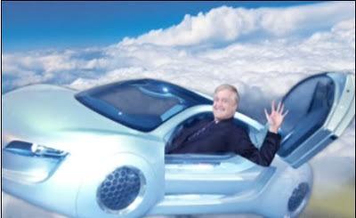 Flying Cars From 2050 Hareem S World