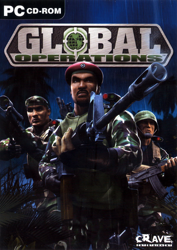 Global Operations Download Cover Free Game