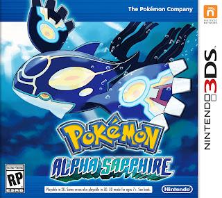 Pokemon Alpha Sapphire | Download 3DS CIAs