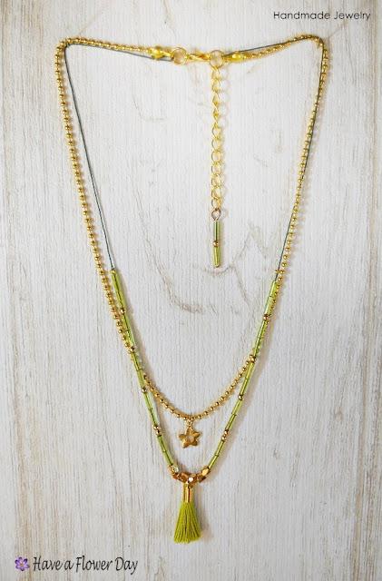 MINIM. Collares estilo bohemio · Bohemian necklaces
