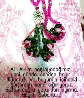 İslami Günaydın Mesajları