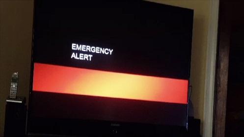 """Programas de TV na Califórnia interrompidos com """"PREVISÃO DO FIM DO MUNDO"""""""
