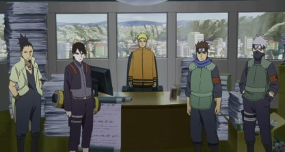 Boruto Naruto Next Generations – Episódio 72