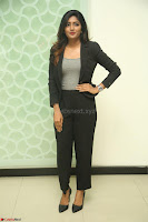 Actress Eesha Looks gorgeous in Blazer and T Shirt at Ami Tumi success meet ~  Exclusive 197.JPG