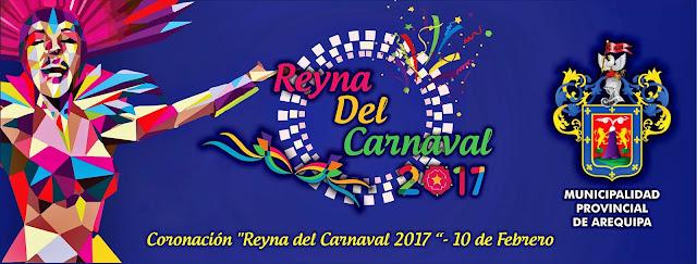 Reyna del carnaval 2017