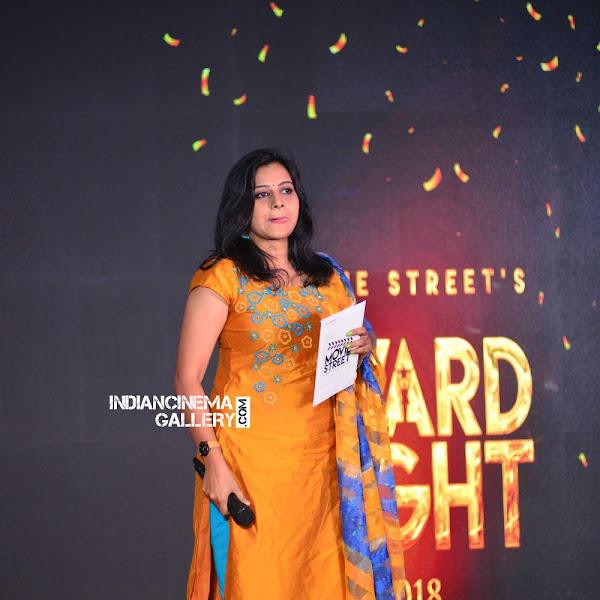 Anna Reshma Rajan latest photos from Movie Streets Award 2018