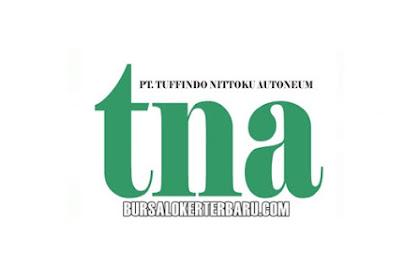 Lowongan Kerja PT Tuffindo Nittoku Autoneum Mei 2019