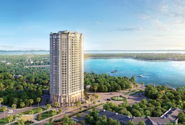 Hình ảnh tổng quan dự án D' El Dorado Phú Thượng - Tây Hồ