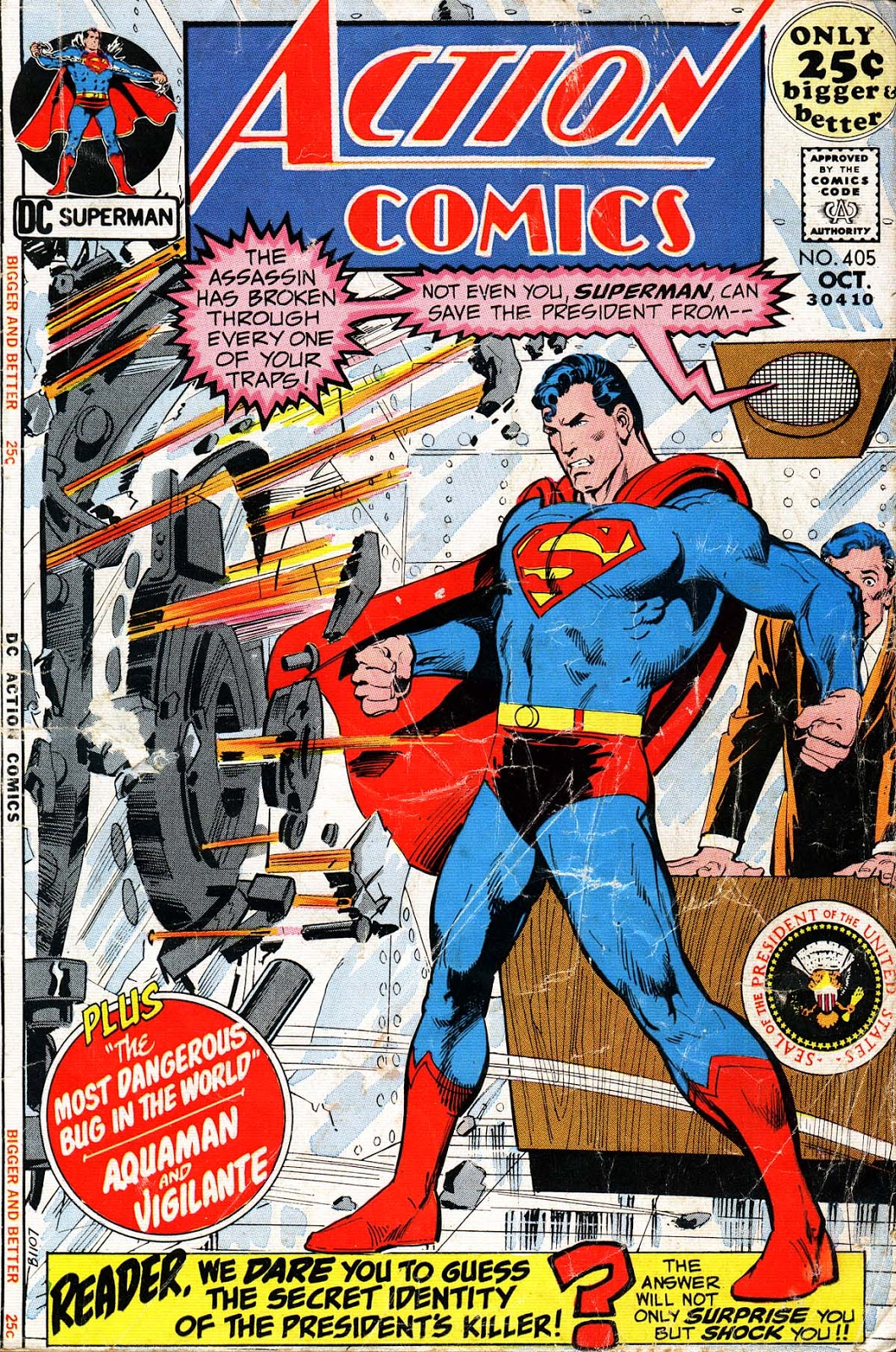 Here's yet another great Superman story from Cary Bates and the Swanderson  team, that everyone this side of the pond will remember from the DC  Christmas ...