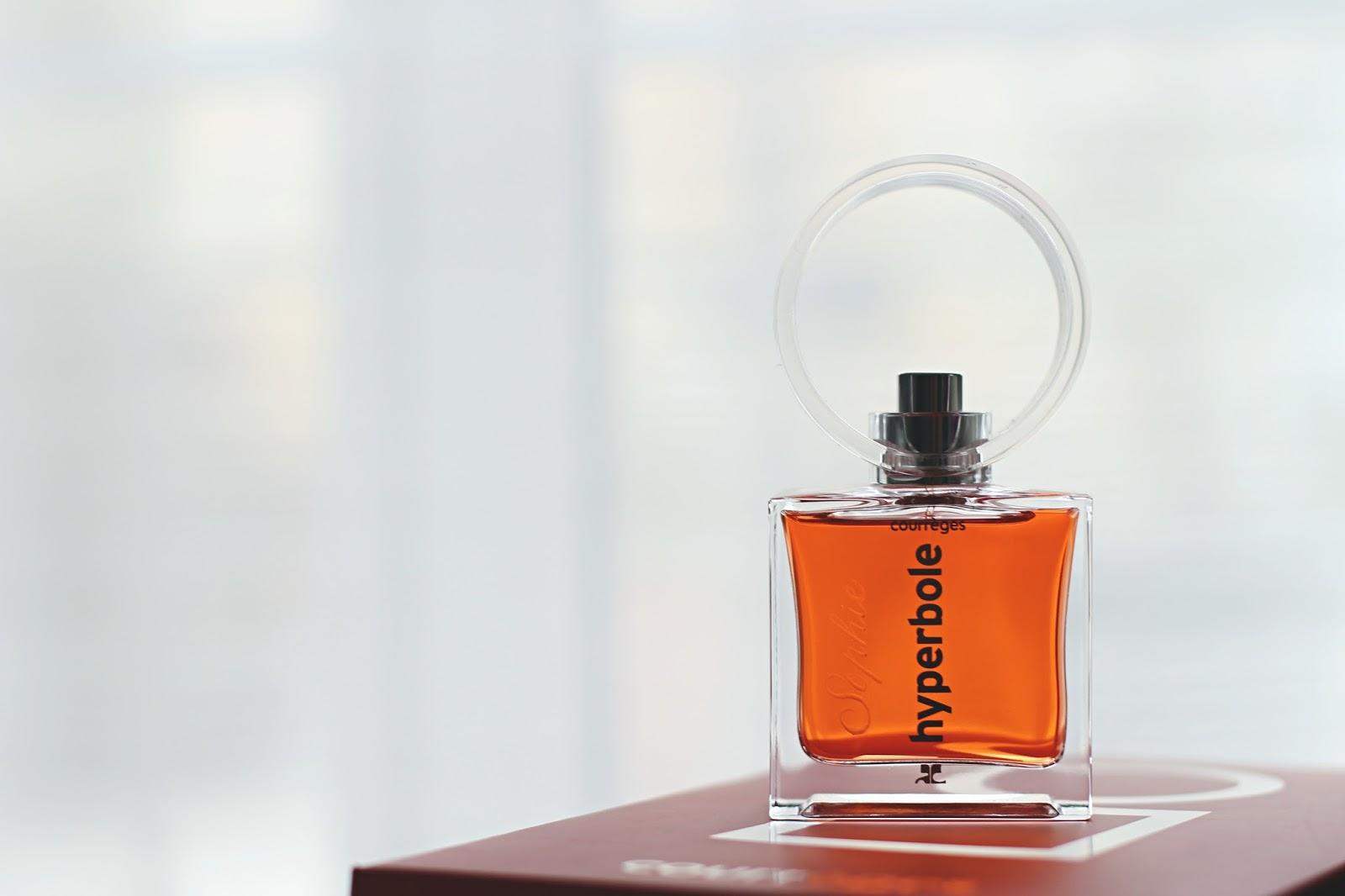 parfums atypiques - Hyperbole Courrèges