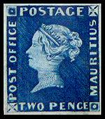 """Pranko Mauritius """"Post Office"""" pranko termahal di dunia"""