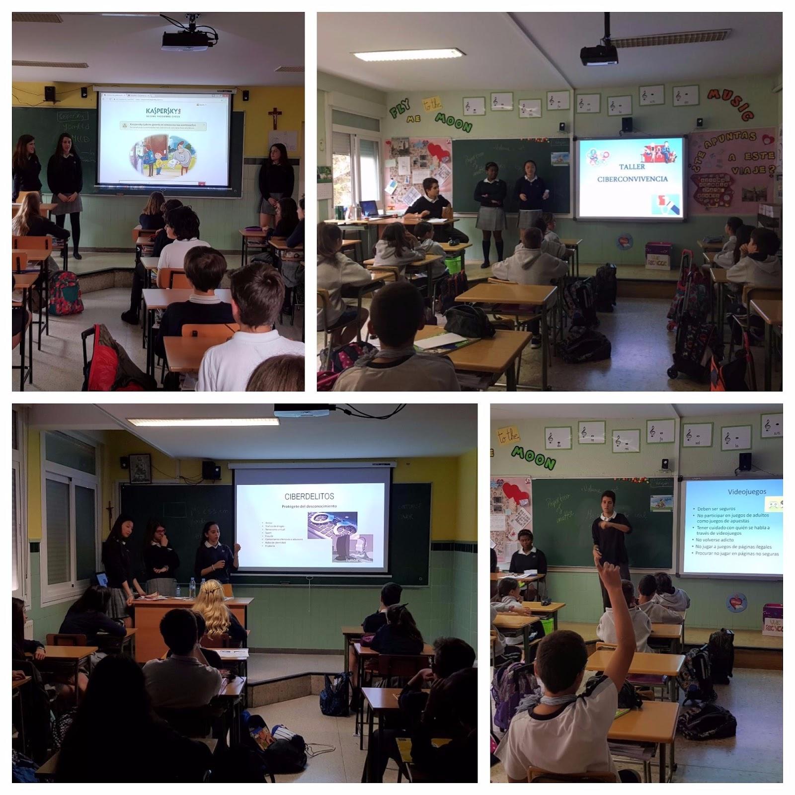 Agustinas Valladolid - 2017 - ESO - CiberConvivencia