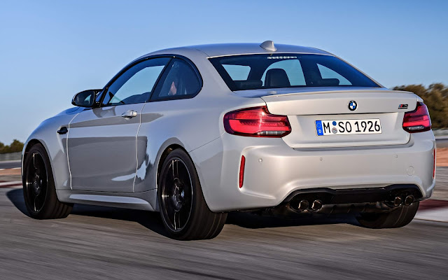 BMW M2 Competition - Brasil