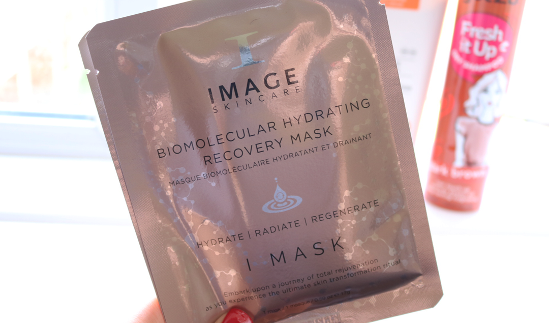 Image Skincare I Masks - Biomolecular Hydrating Recovering Mask* & Anti-Aging Radiance Mask