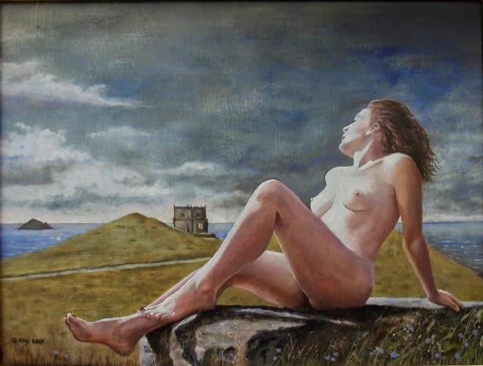Женщины в творчестве Jo King