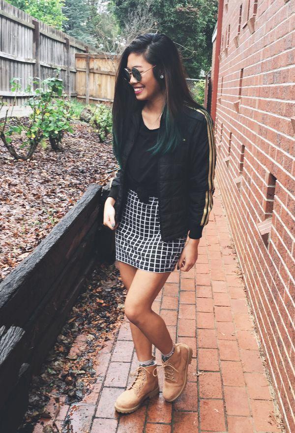 super popular 85a46 58486 Imágenes de faldas cortas ¡26 OUTFITS FANTÁSTICOS! | Moda y ...