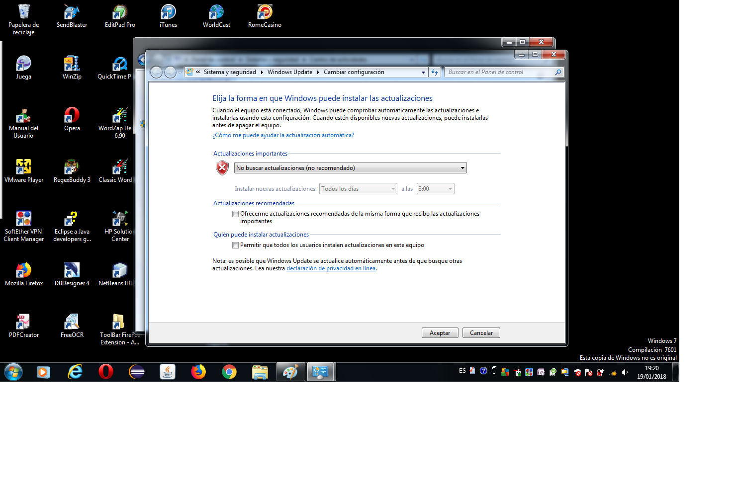 activador windows 7 compilacion 7601