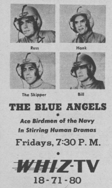 Television's New Frontier: The 1960s: The Blue Angels (1960)