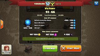 Clan TARAKAN vs #G9GCCVU, TARAKAN Victory