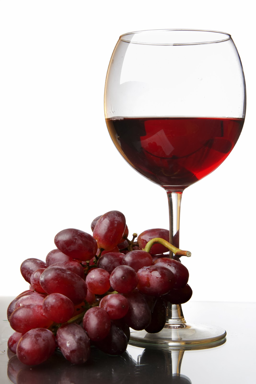 Red Grapes - The Source Of Resveratol