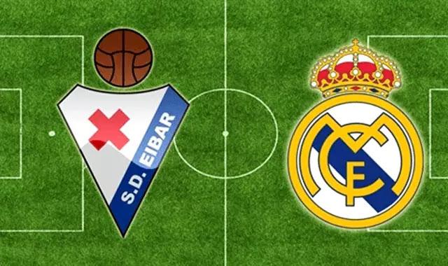 ريال مدريد وايبار والتشكيل المتوقع  6-4-2019  ! Eibar VS Real Madrid
