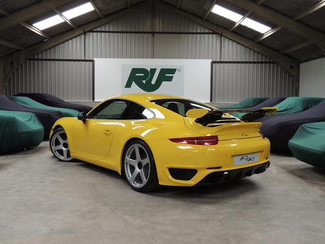 Porsche 911 RUF RtR Narrow Body
