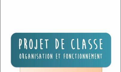 projet de classe 5ème primaire au maroc