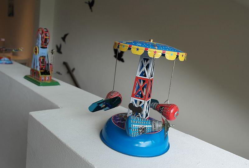 Toys Cafe Menu
