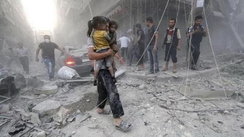 Η Συρία είναι δίπλα...