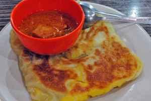 Kuliner Indonesia - Canai Mamak Kuala Lumpur