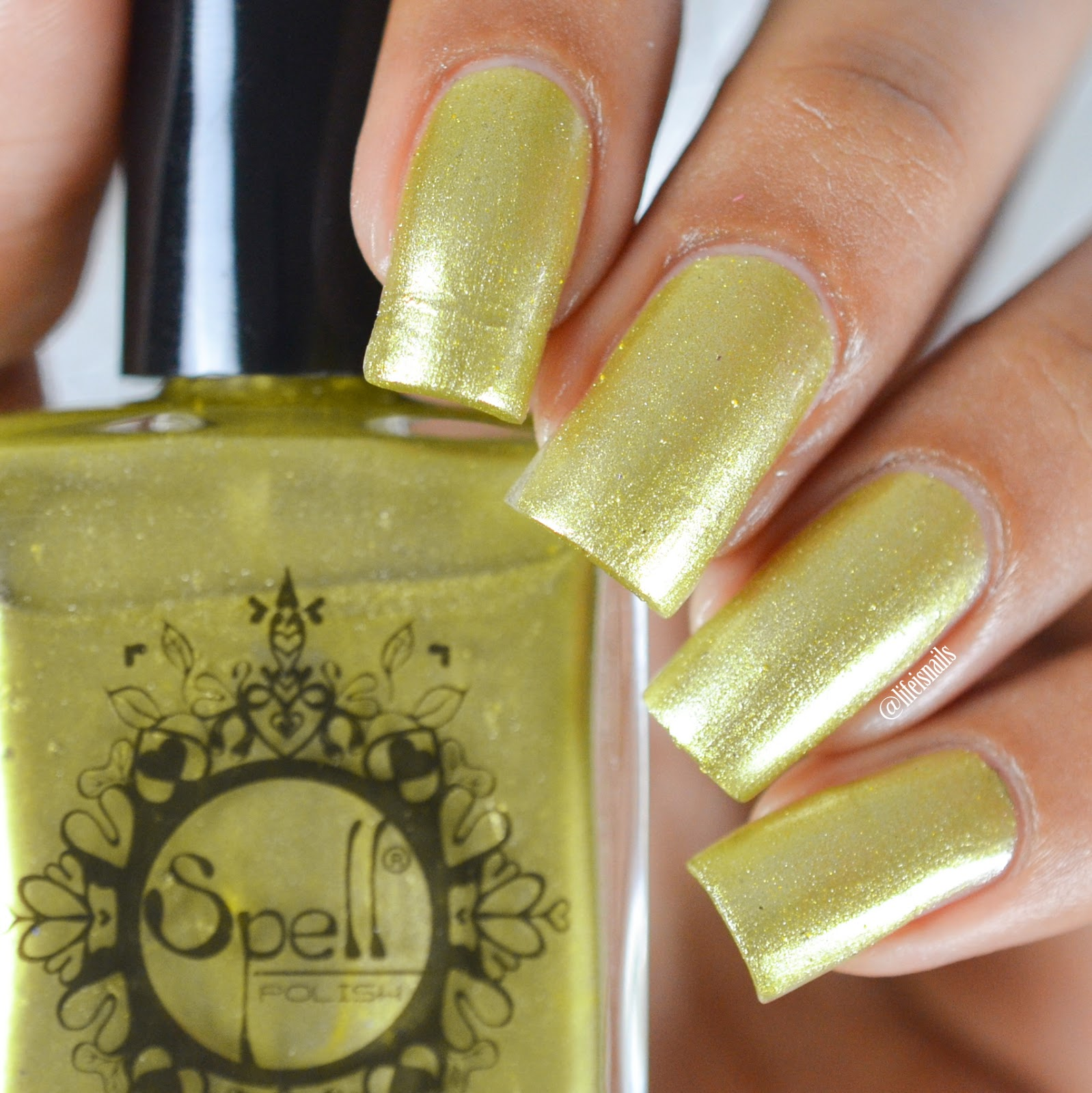 Spell Polish Duds III Collection - Swatches And Review ~ Lifeisnails