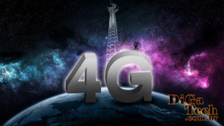 Logotipo internet 4G