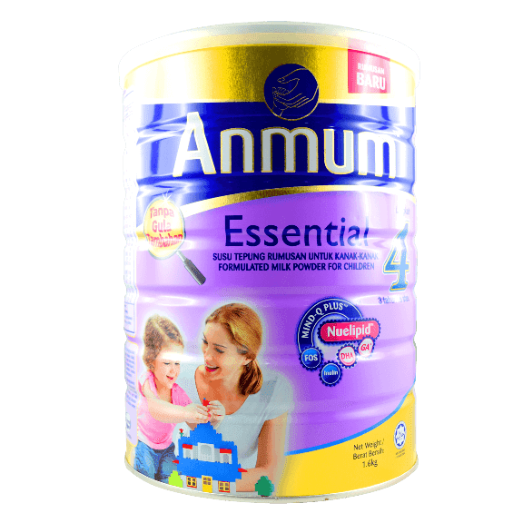 Anmum Essential Step 4 Plain 1.6kg