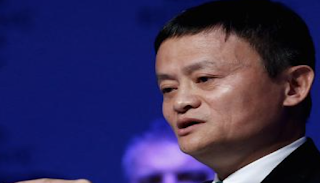 Alibaba's Jack Ma says people will work four hours a day in 30 years