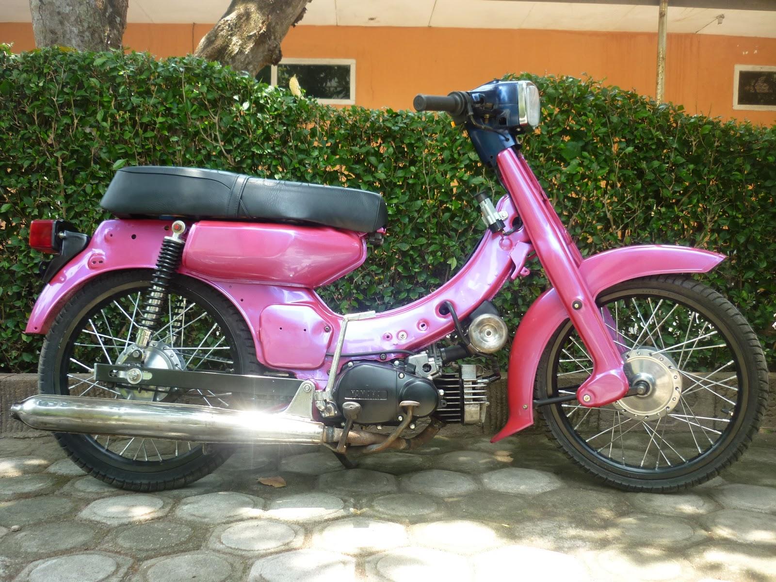 Foto Modifikasi Motor Yamaha 75 Terkeren Dan Terbaru ...
