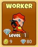 Fat Princess Worker