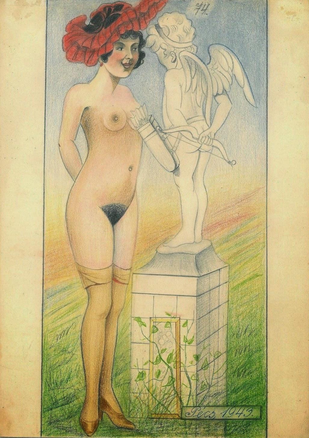 Erotica Drawings 52