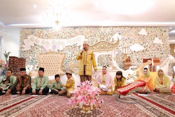 Puluhan Tokoh Lampung Datang Tasyakuran Akikah Putri Ketiga Gubernur Lampung