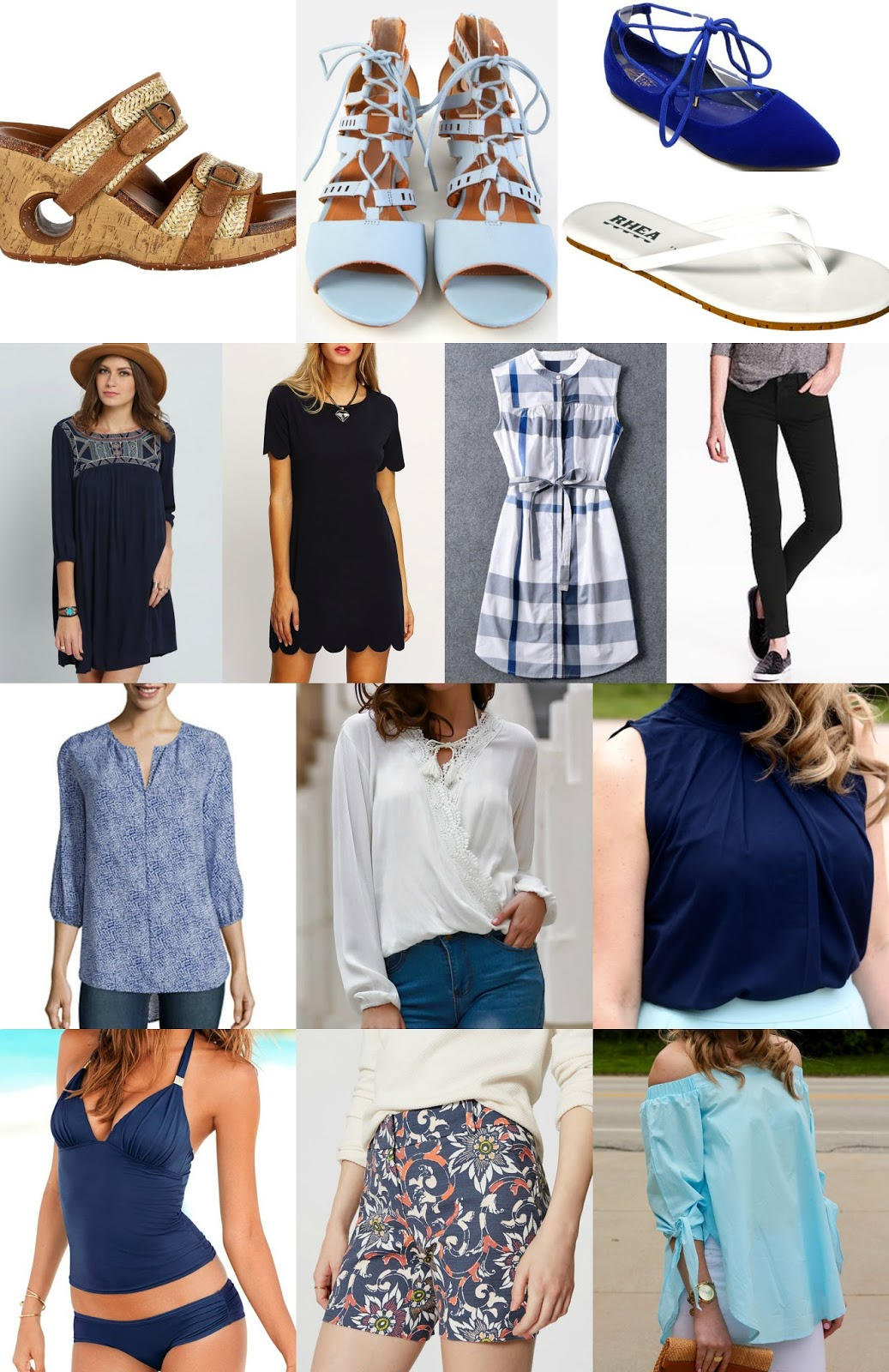 May monthly clothing budget