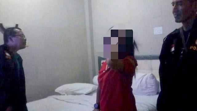 Dua Siswi SMA Tercyduk Saat Polsek Cilacap Melakukan Cipta Kondisi Di Hotel
